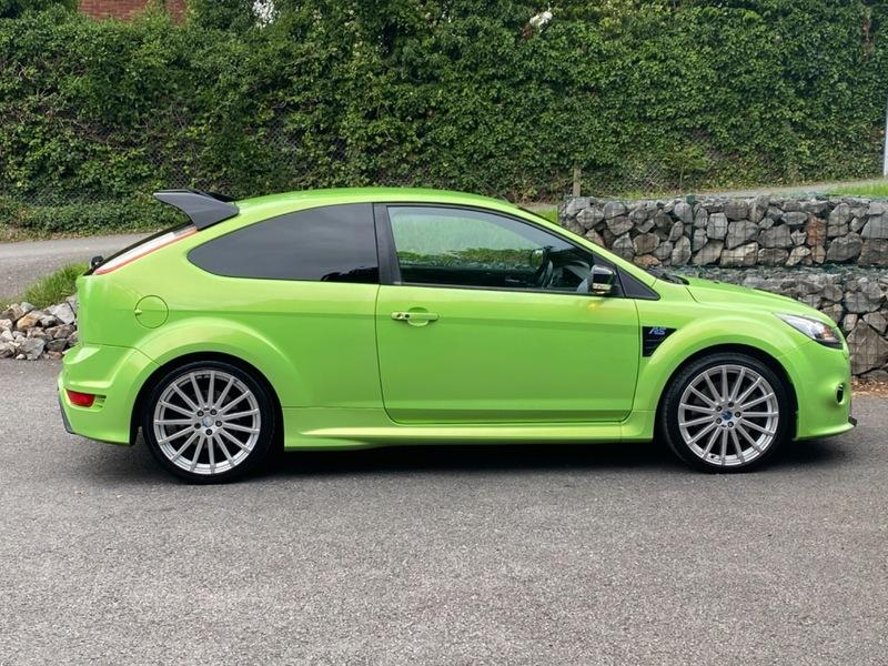 Focus RS 2.5 Turbo